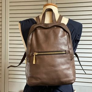 Gianni Chiarini Italian Leather Backpack